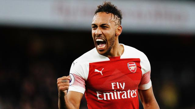 Pierre Emerick Aubameyang Janji Setia Bersama Arsenal