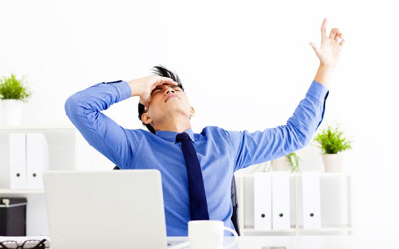 3 Alasan Mengapa Stres Yang Di Alami Laki-laki Lebih Parah