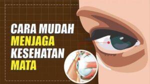 Beberapa Cara Alami Membantu Melatih Mata Tetap Sehat